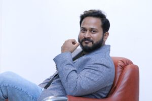 A Special Candid Moment Of Golam Murshed